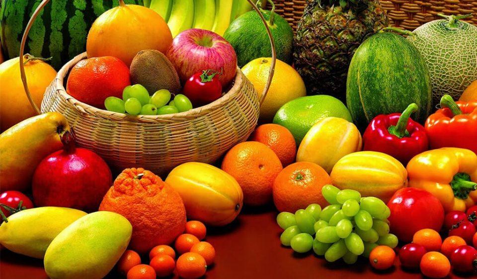 buah yang dianjurkan