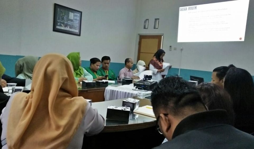 Pertemuan Dinas Kesehatan Karawang, RS Delima Asih Sisma ...