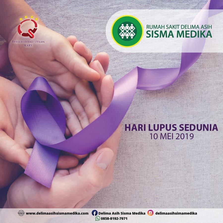 Hari Lupus Dunia 2019