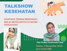 Talkshow Kesehatan Online