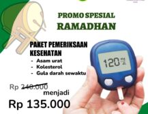 Promo Rapid Test Antigen