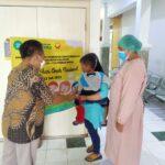 Pengenalan Poli Anak & Pembagian Masker dalam Rangka HAN 2021-3