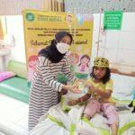 Pengenalan Poli Anak & Pembagian Masker dalam Rangka HAN 2021-4