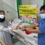 Pengenalan Poli Anak & Pembagian Masker dalam Rangka HAN 2021-5