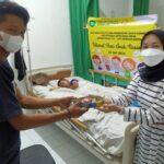 Pengenalan Poli Anak & Pembagian Masker dalam Rangka HAN 2021-6